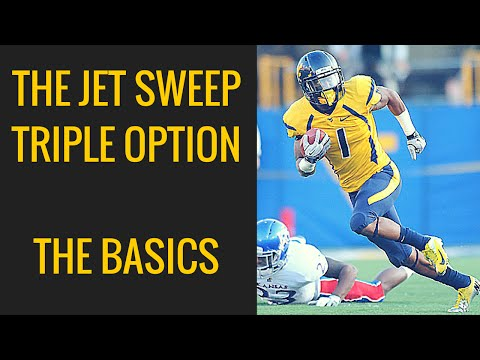 The Jet Sweep Triple Option: The Basics