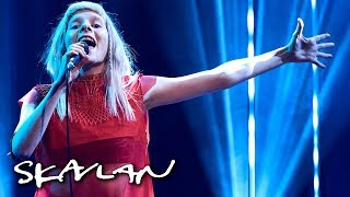 Aurora performs earth and environment song | «The Seed» | SVT/TV 2/Skavlan