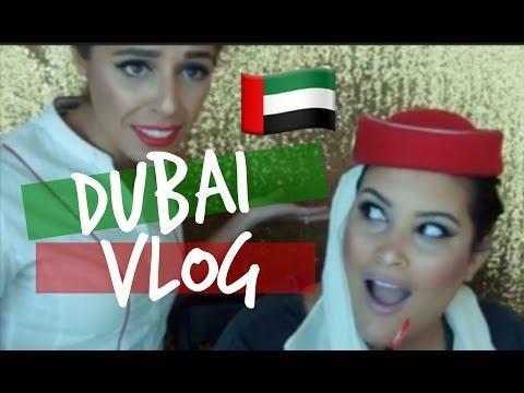 Une semaine de folie à Dubai ☼ Les vlogueuses en carton à Dubz | Yas & Nab