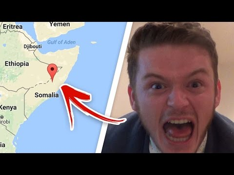 THE ULTIMATE ROOMMATE PRANK! - *STRANDED IN FOREIGN COUNTRY*