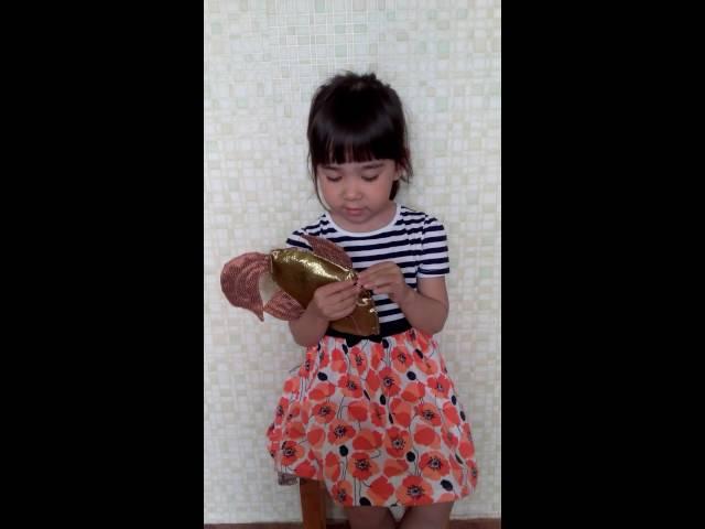 Изображение предпросмотра прочтения – ЕкатеринаШелехова читает произведение «Сказка о рыбаке и рыбке» А.С.Пушкина