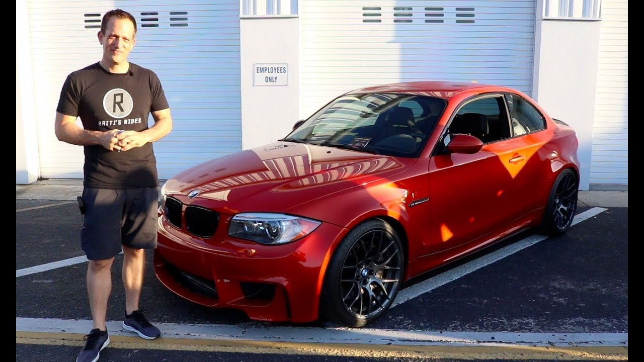 Is The 2013 Bmw 1m A Future Performance Classic Youtube