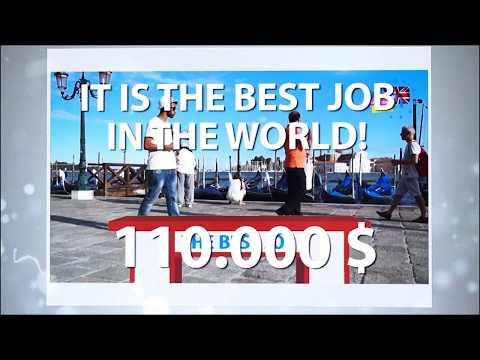 Best Job in Europe - Tell it