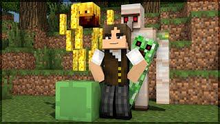 Minecraft: SOU O MESTRE DA EVOLUÇÃO! (EVOLUTION)