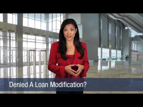 Denied A Loan Modification