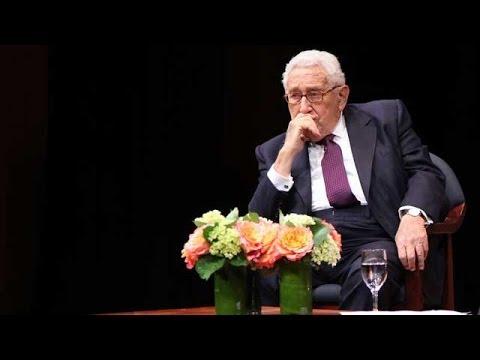 Why Henry Kissinger Is Not on Social Media