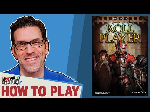 Roll Player - How To Play