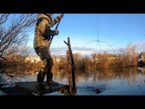 РыбалкА НА ПодЪёмниК