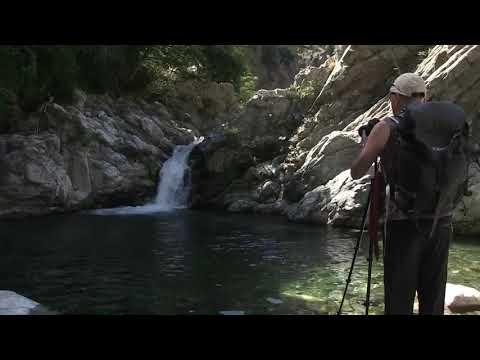 Aspromonte, cascate Santa Trada con Francesco Bevilacqua