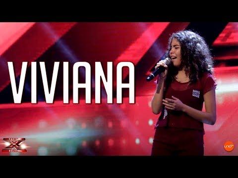 ¡Viviana brilla en el escenario!  Audiciones  Factor X Bolivia 2018