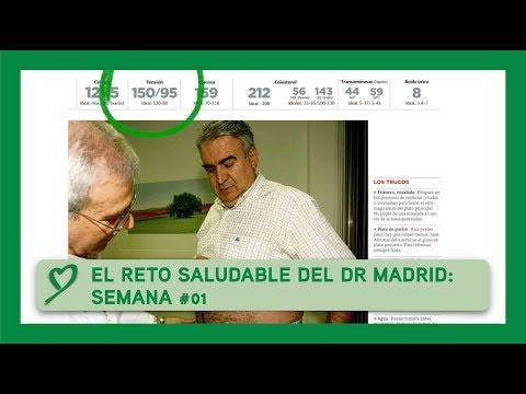 El RETO SALUDABLE del Doctor Madrid: SEMANA #01