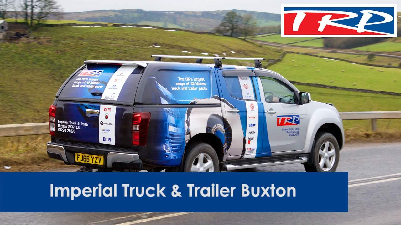 TRP Parts UK | Imperial Commercials Truck & Trailer Buxton | New TRP Shop  Opening
