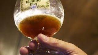 (4K) Brouwerij Van Eecke Hommelbier Nieuwe Oogst Fresh Harvest 2014   Belgian Craft Beer Review