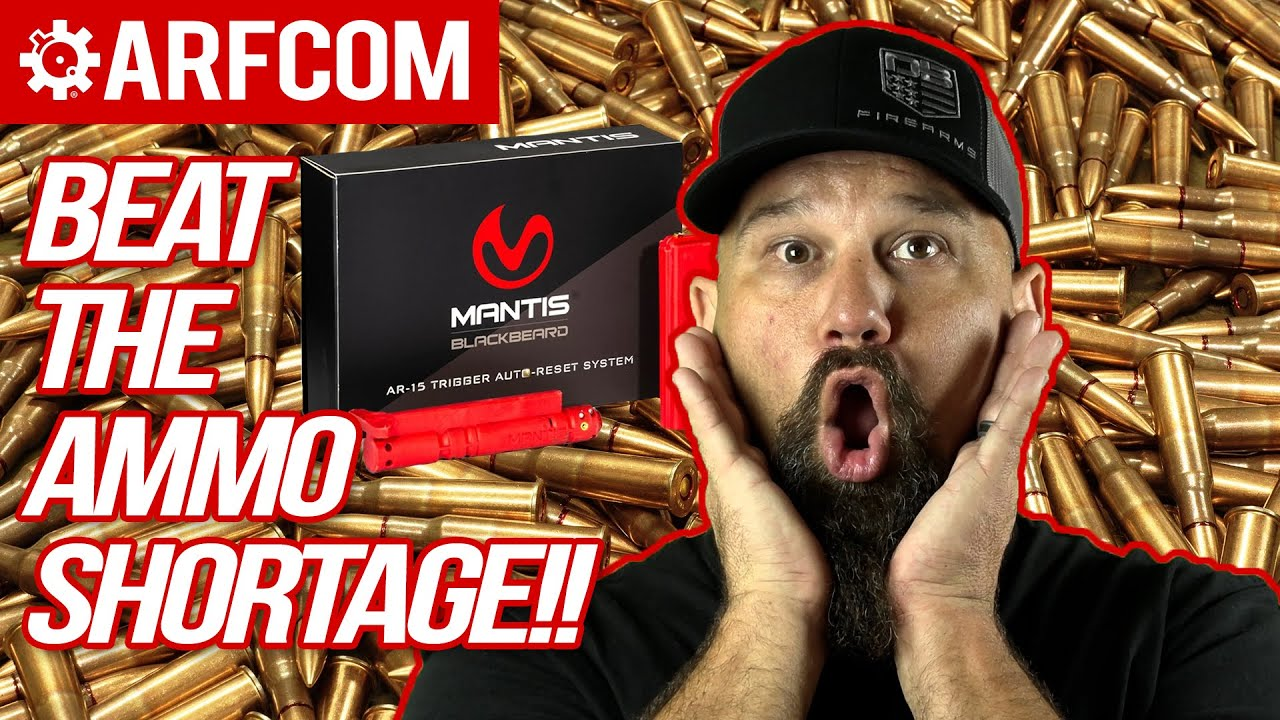 Use THIS to beat the ammo shortage!  - Ammo Companies HATE Him!