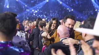 Old Dominion | The brutal 8 seconds before winning CMA Vocal Group of the Year.. Video