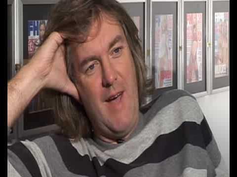 "Top Gear's James May has ""sensitive testicles"""