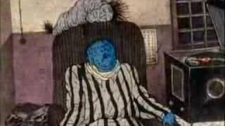 German animation: His wife is a hen (Seine Frau Huhn) 1/2