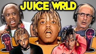 Download ELDERS REACT TO JUICE WRLD Mp3 and Videos