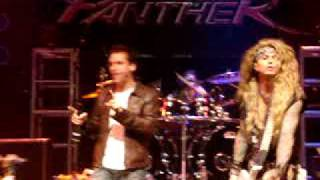 Dane Cook with Steel Panther 4/26/10 House of Blues Hollywood