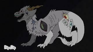 Çok korkutucu (meme) Animasyon Flipaclip
