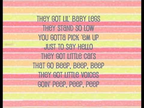 Randy Newman - Short People Karaoke Version
