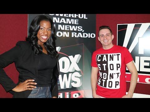Unkle Adams on Fox News Radio (New York City)