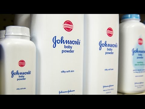 Johnson & Johnson facing hundreds of lawsuits over cancer-linked talc powder