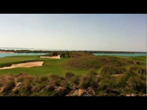 Yas links Golf - Best Golf Course in Middle EAST !!