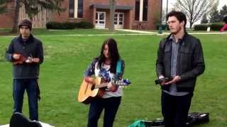 """""""Riptide"""" Vance Joy cover by Organic Toaster"""