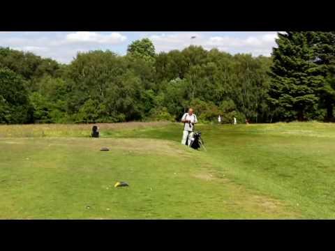Three McNally brothers try golf