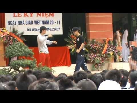 THPT Thượng Cát - Hiphop 12d3 + 11d10 (20/11/22011)
