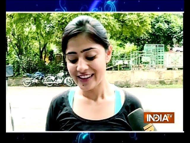 TV actress Vaishali Thakkars fun day out with SBAS