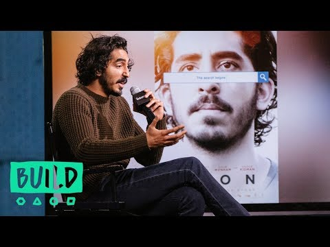 "Dev Patel Discusses ""Lion"""