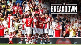 Ben White, Lokonga, Tavares, pre-season analysis | The Breakdown with Adrian Clarke