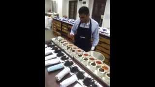 PMD Tea Vlog - Sip, Slurp Spit Ceylon Tea Tasting