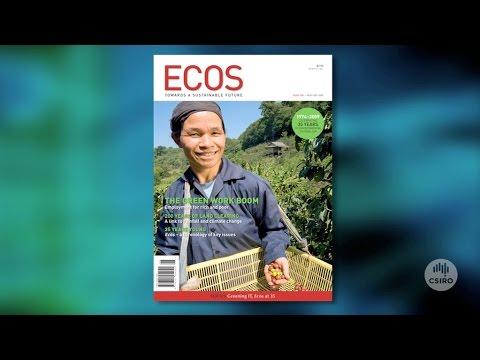 ECOS 150 - Environment magazine celebrates 35 years