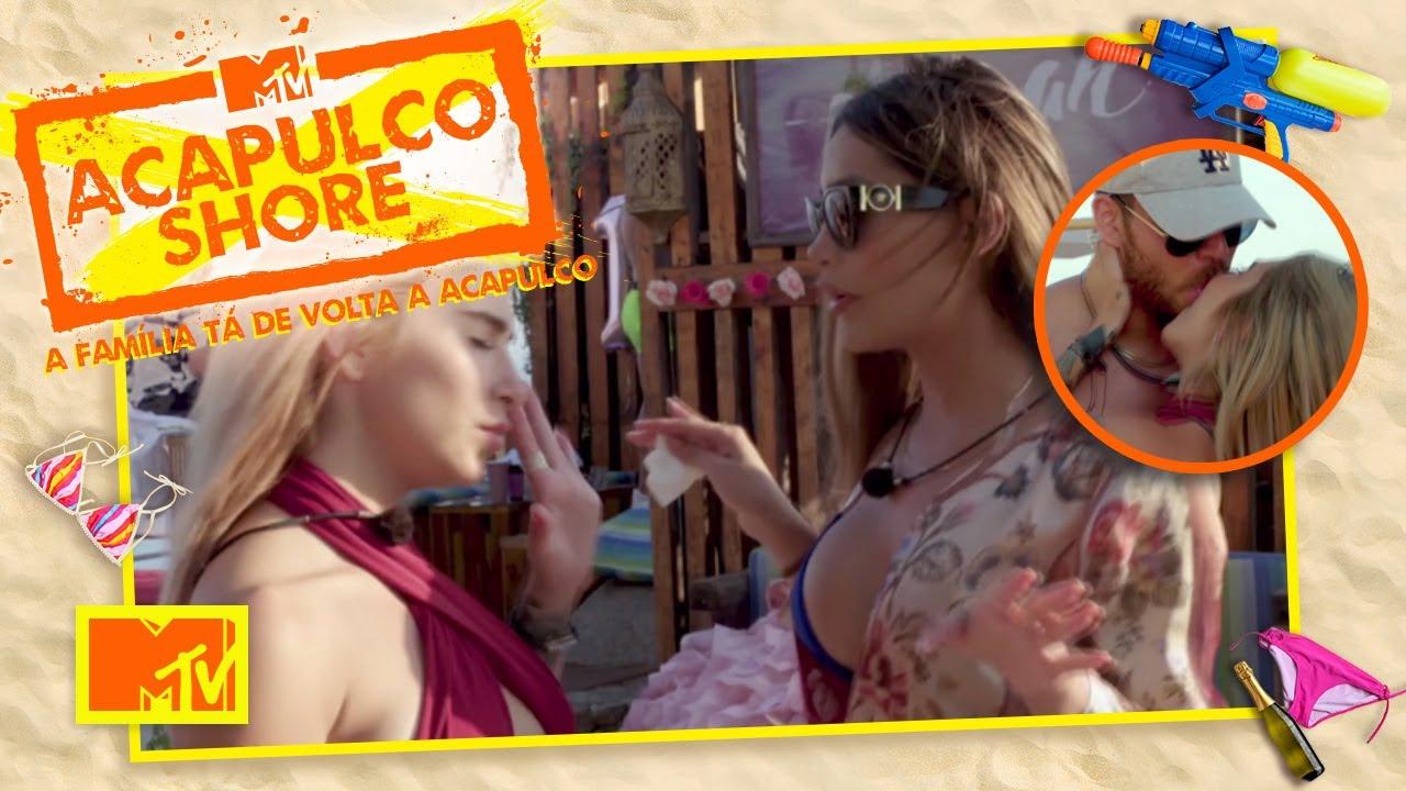 Fer e Jaylin DISPUTAM Capitão | MTV Acapulco Shore T8