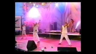 "1996 ZDF Power Vision Hot Summer Night - DJ Bobo ""Freedom"" live"