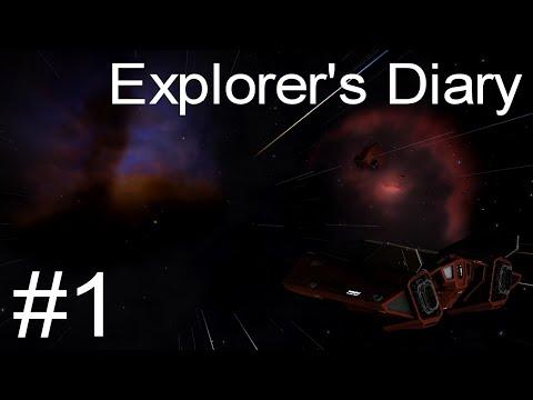 Witch Head Nebula - Elite Dangerous - Explorer's Diary - Entry 1#