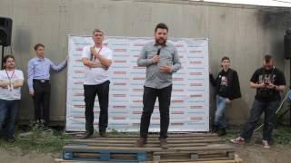 Открытие штаба Алексея Навального в Иркутске/Отличное качество/Полное видео