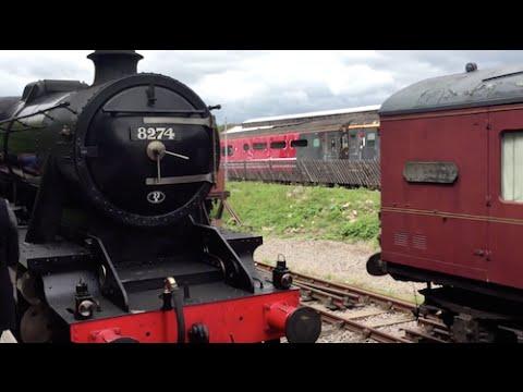 Great Central Railway Ruddington - Charity Fun Day