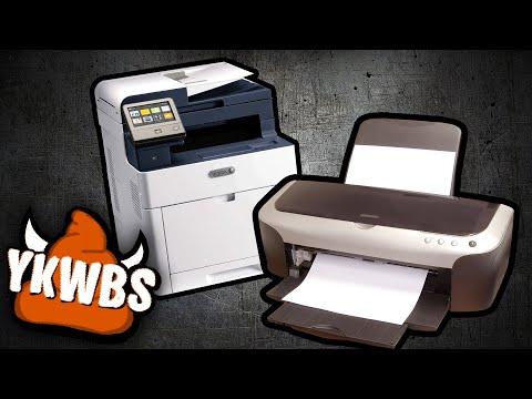 You Know What's Bullshit!? - Printers