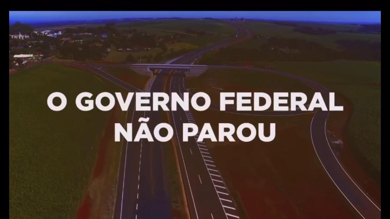 Governo Bolsonaro. Mais de 32 obras concluídas durante a pandemia e outras até final do ano.