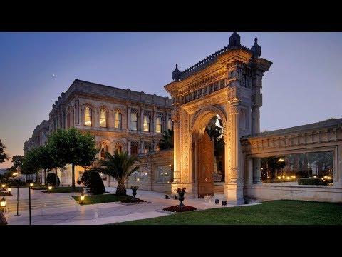 CIRAGAN PALACE KEMPINSKI - ISTANBUL - TURKEY