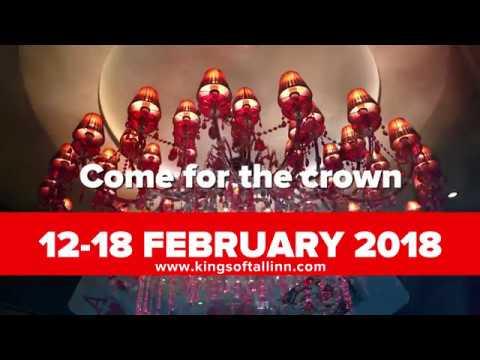 OlyBet Kings of Tallinn 2018 Trailer