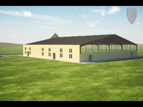 Armstrong Steel Rendering - YouTube