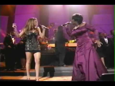 Mariah Carey & Patti Labelle Got To Be Real Live