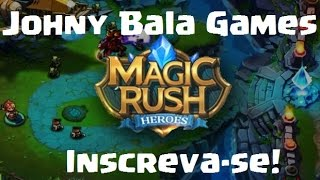 Hantaro's x Ancient Kong - Hero Brawl - Magic Rush: Heroes
