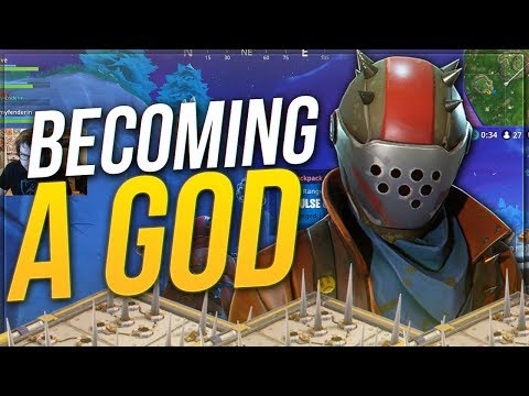 DYRUS | BECOMING A FORTNITE GOD // 15 KILL GAME