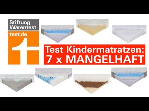 test-kindermatratzen:-diese-7-sind-mangelhaft-&-können-für-babys-gefährlich-werden